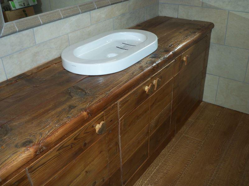 Arredo bagno stile antico simple stile arte povera mobili mobili